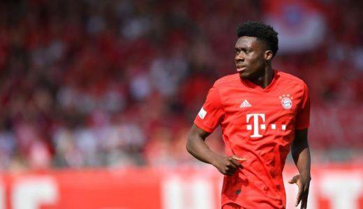 Bayern Munich-Davies
